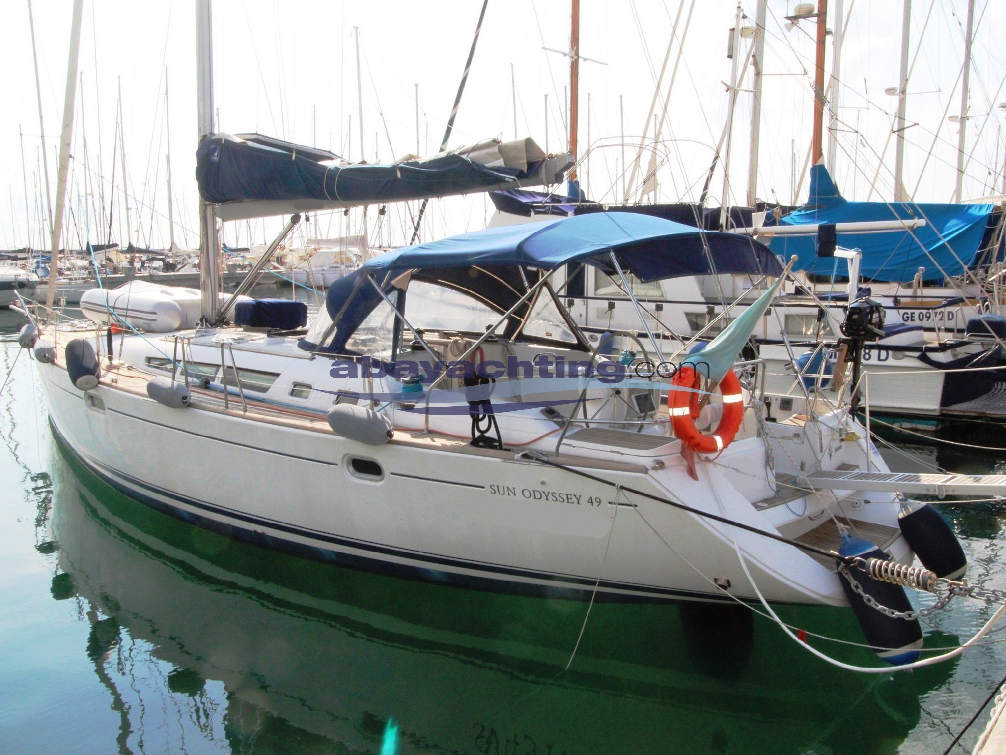 New price for Jeanneau Sun Odyssey 49