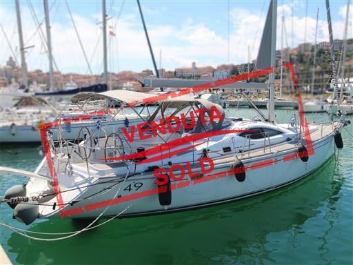 Jeanneau Sun Odyssey 49 Ds vendu
