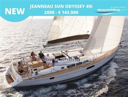 New arrival Jeanneau Sun Odyssey 49i Performance