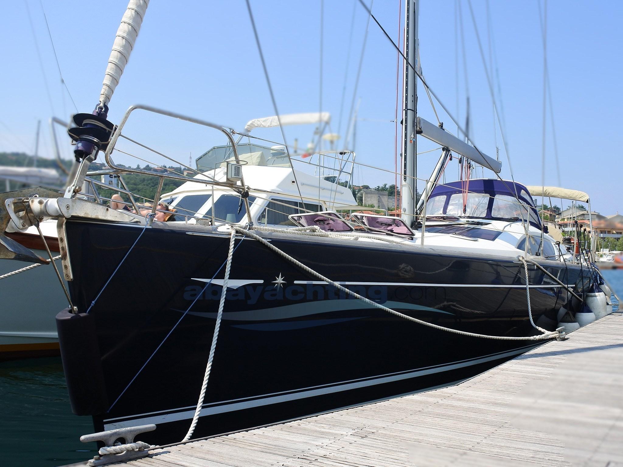 Nuovo arrivo Jeanneau Sun Odyssey 50 Ds