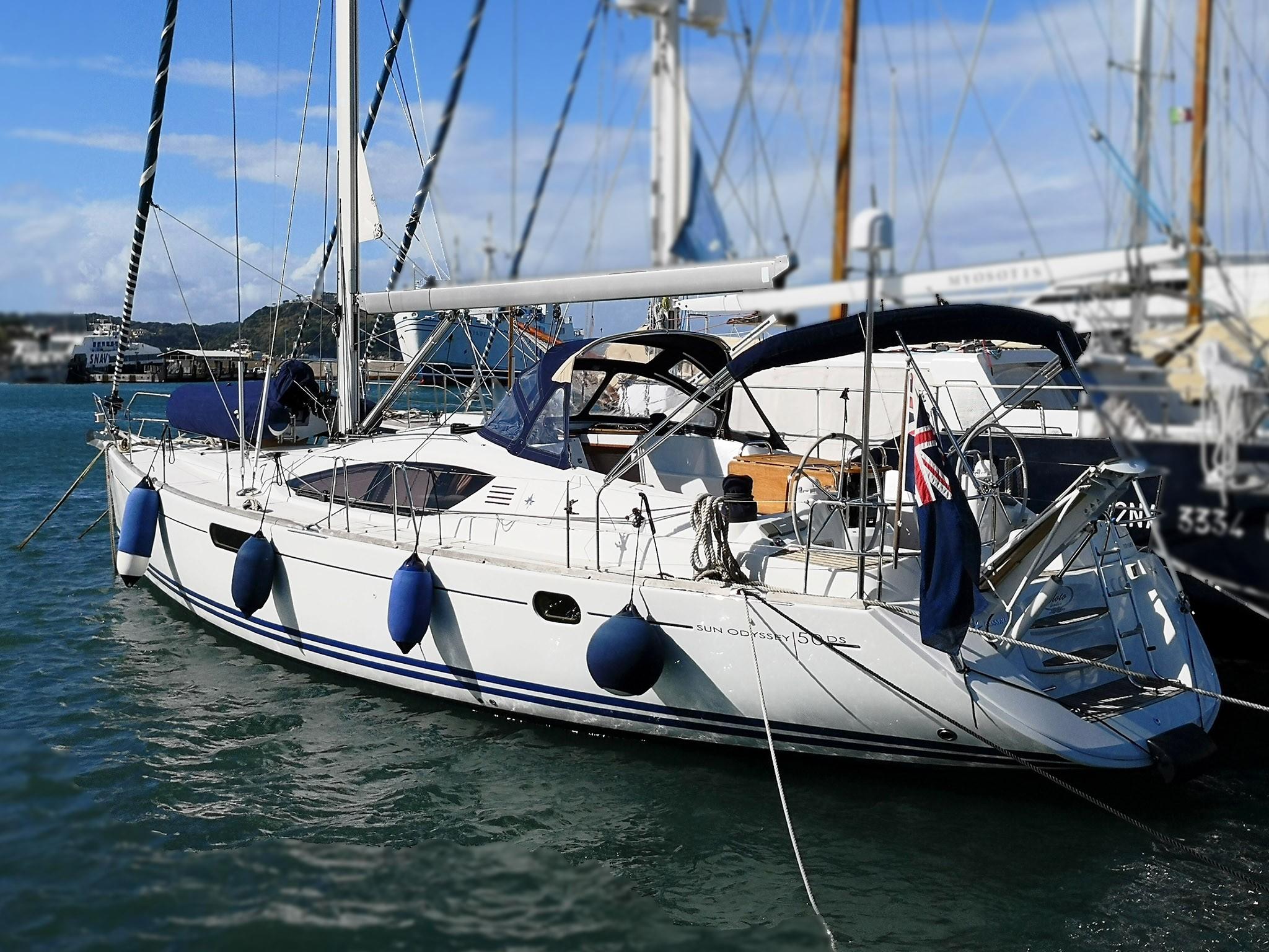 New arrival Jeanneau Sun Odyssey 50 DS