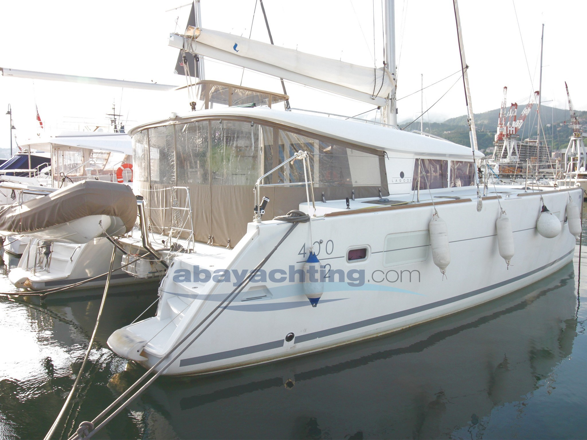 New arrival Lagoon 400 S2