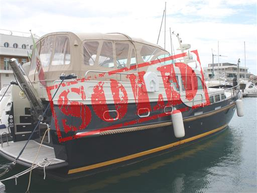 Linssen 470 Grand Sturdy sold