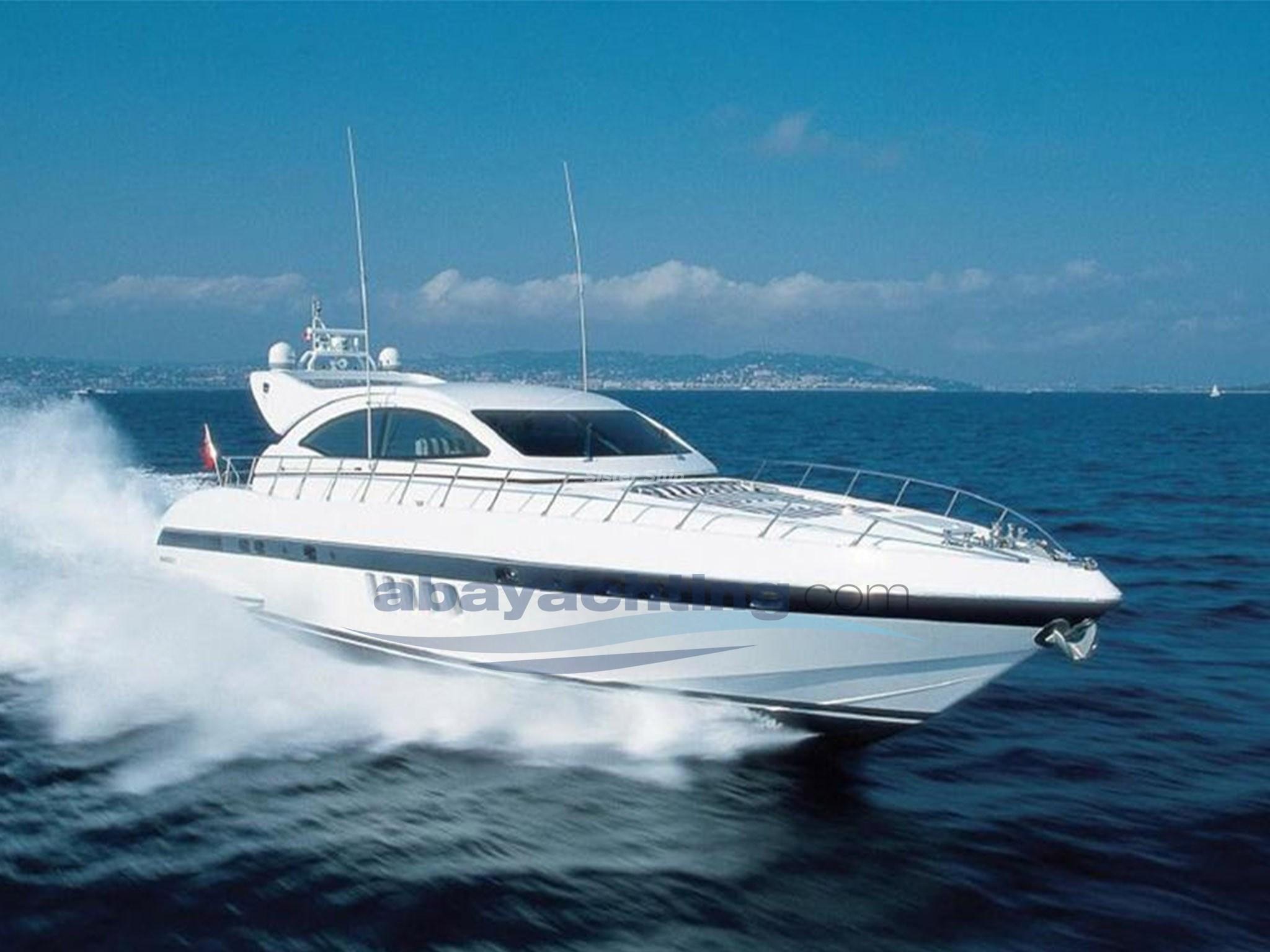 New arrival Overmarine Mangusta 72