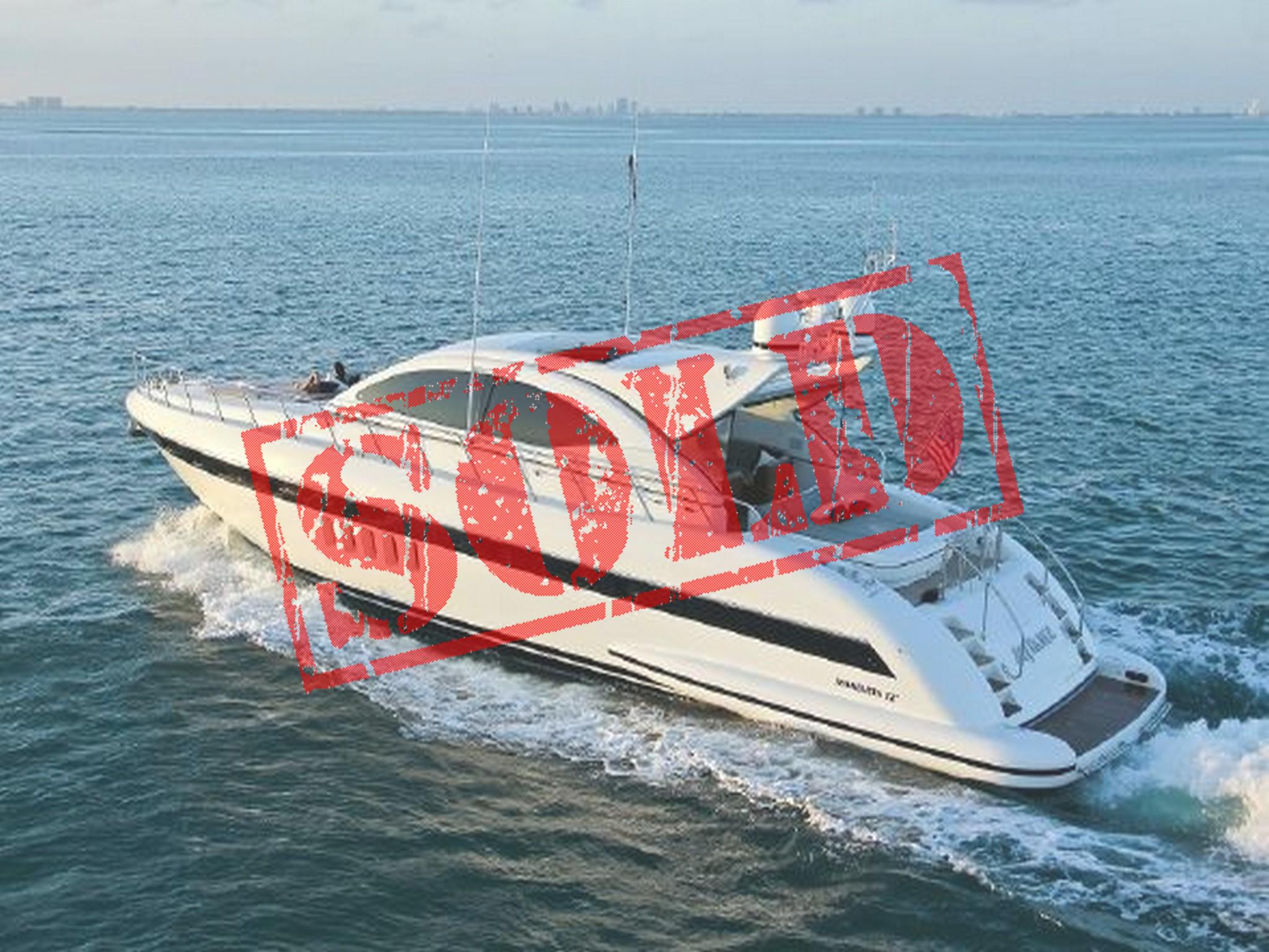 Mangusta 72 sold