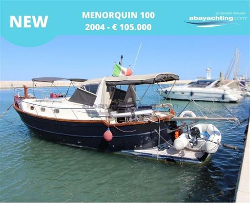 New arrival Menorquin 100