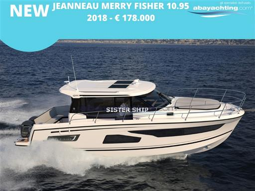 New arrival Jeanneau Merry Fisher 10.95