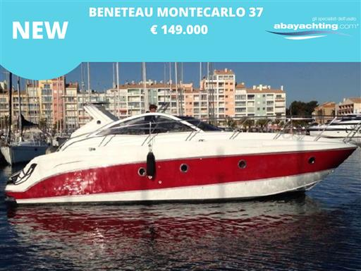 New arrival Beneteau Montecarlo 37