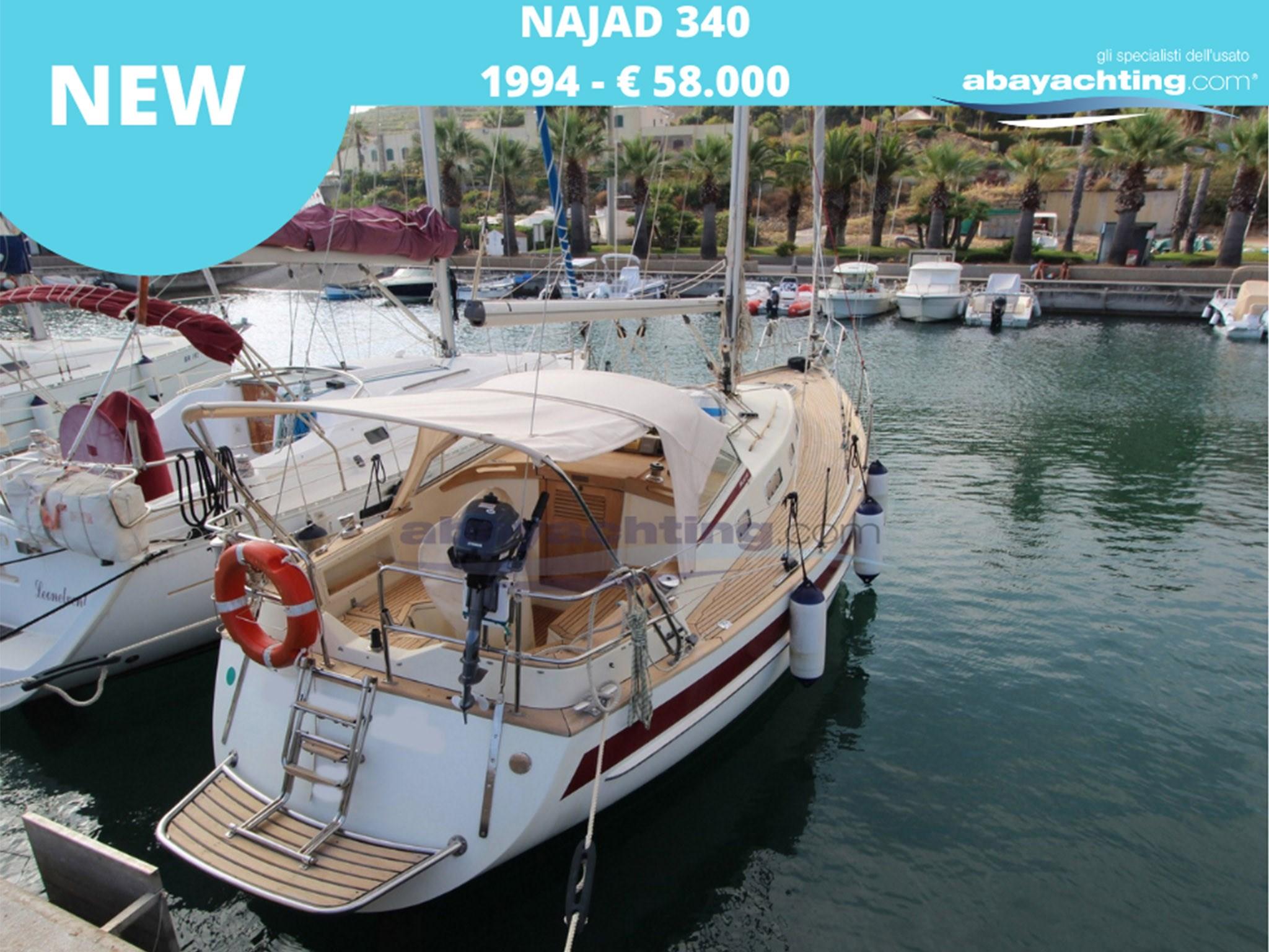 New arrival Najad 340