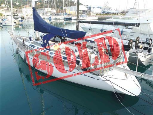 Nauta 54 sold