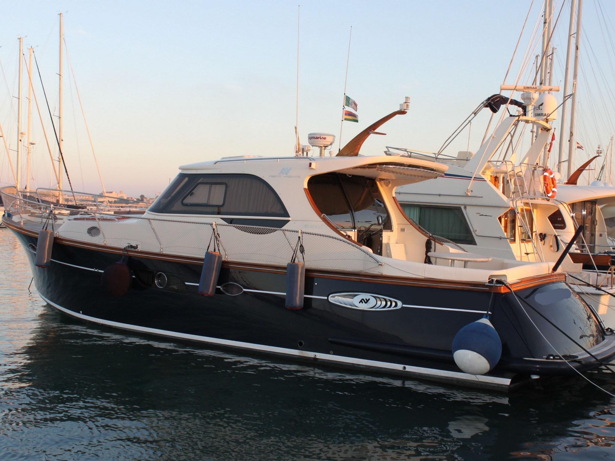 Nuovo arrivo Abati Yachts Newport 46