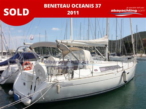 Beneteau Oceanis 37 Limited Edition Sold
