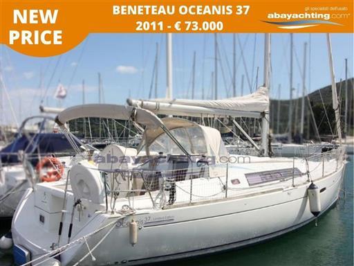 Nuovo prezzo Beneteau Oceanis 37 Limited Edition