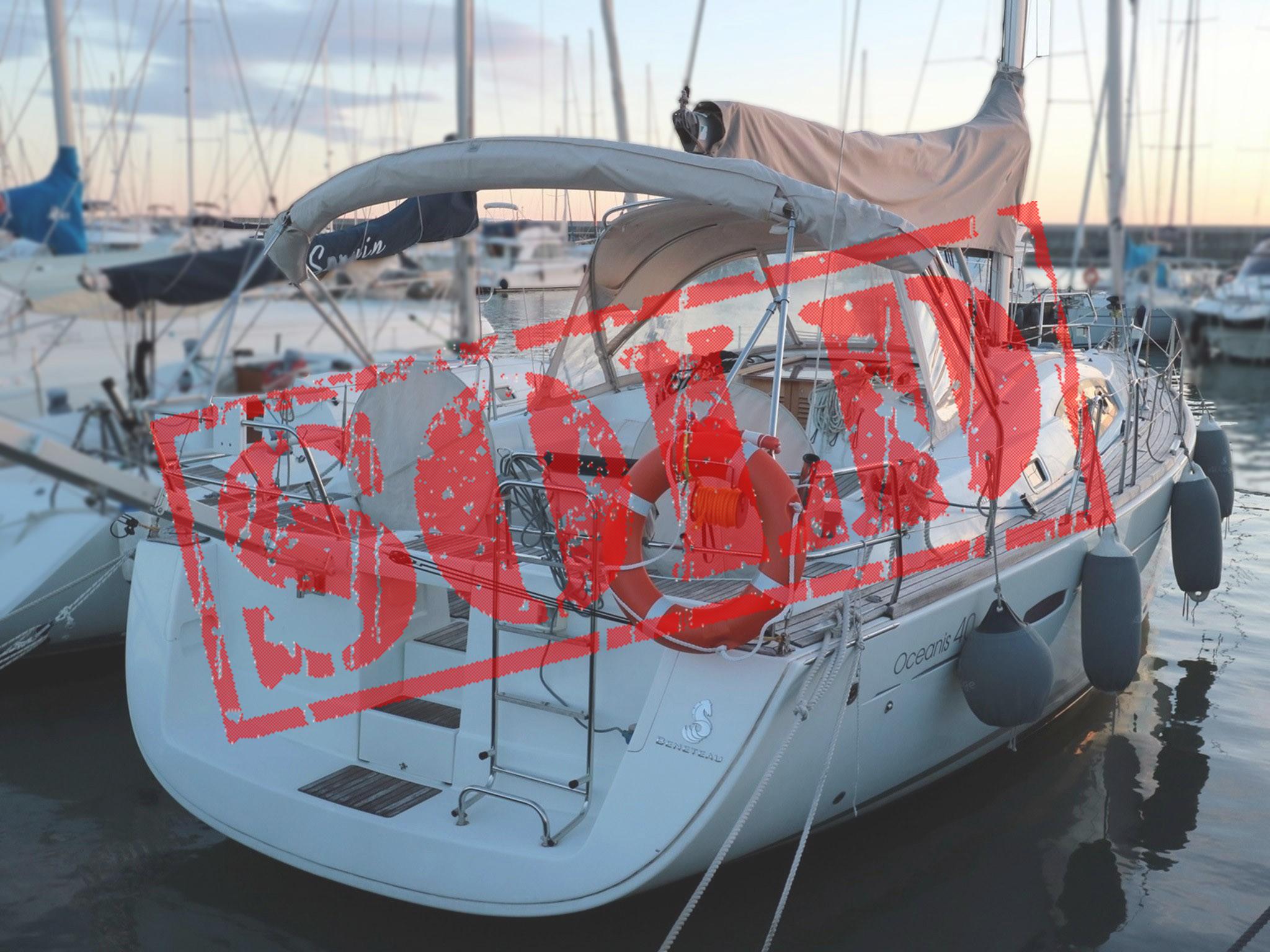 Beneteau Oceanis 40 venduto
