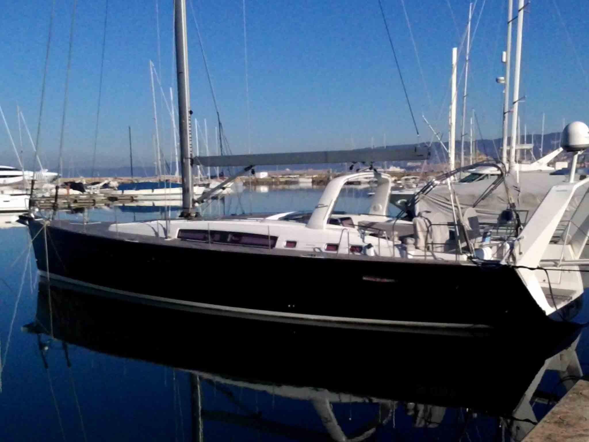 Nuovo arrivo Beneteau Oceanis 58
