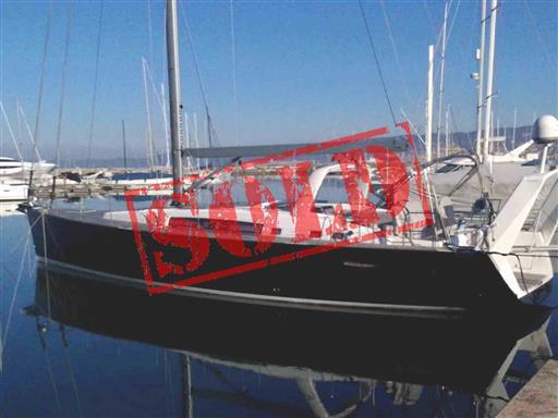 Beneteau Oceanis 58 venduto