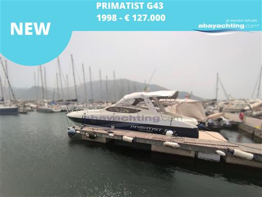 New arrival Primatist G 43