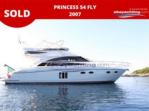 Princess 54 sold