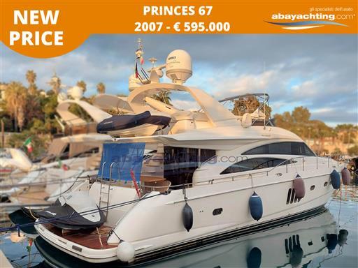 Price reduction Princess 67