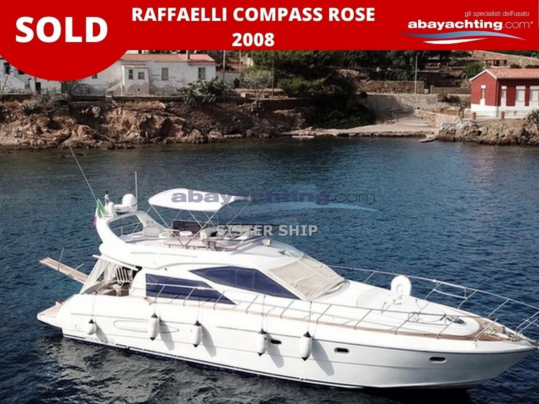 Raffaelli Compass Rose venduto