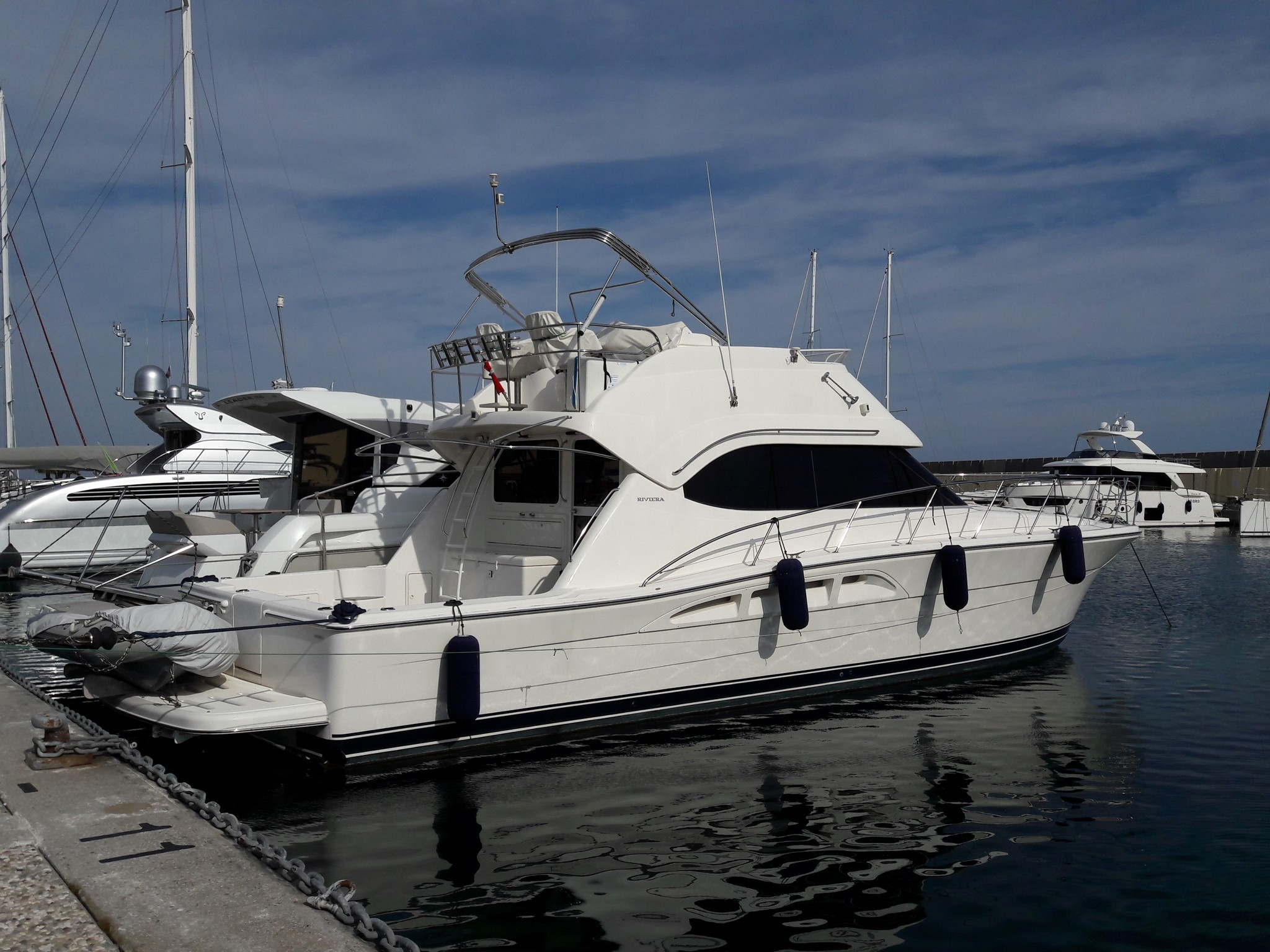 Price reduction Riviera 47 Flybridge