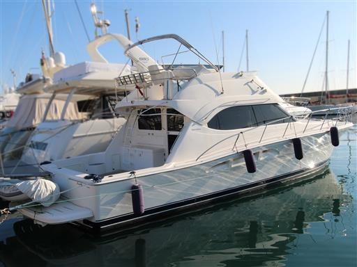 New arrival Riviera 47 Flybridge