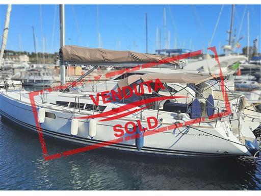 Jeanneau Sun Odyssey 49i 2009 vendu