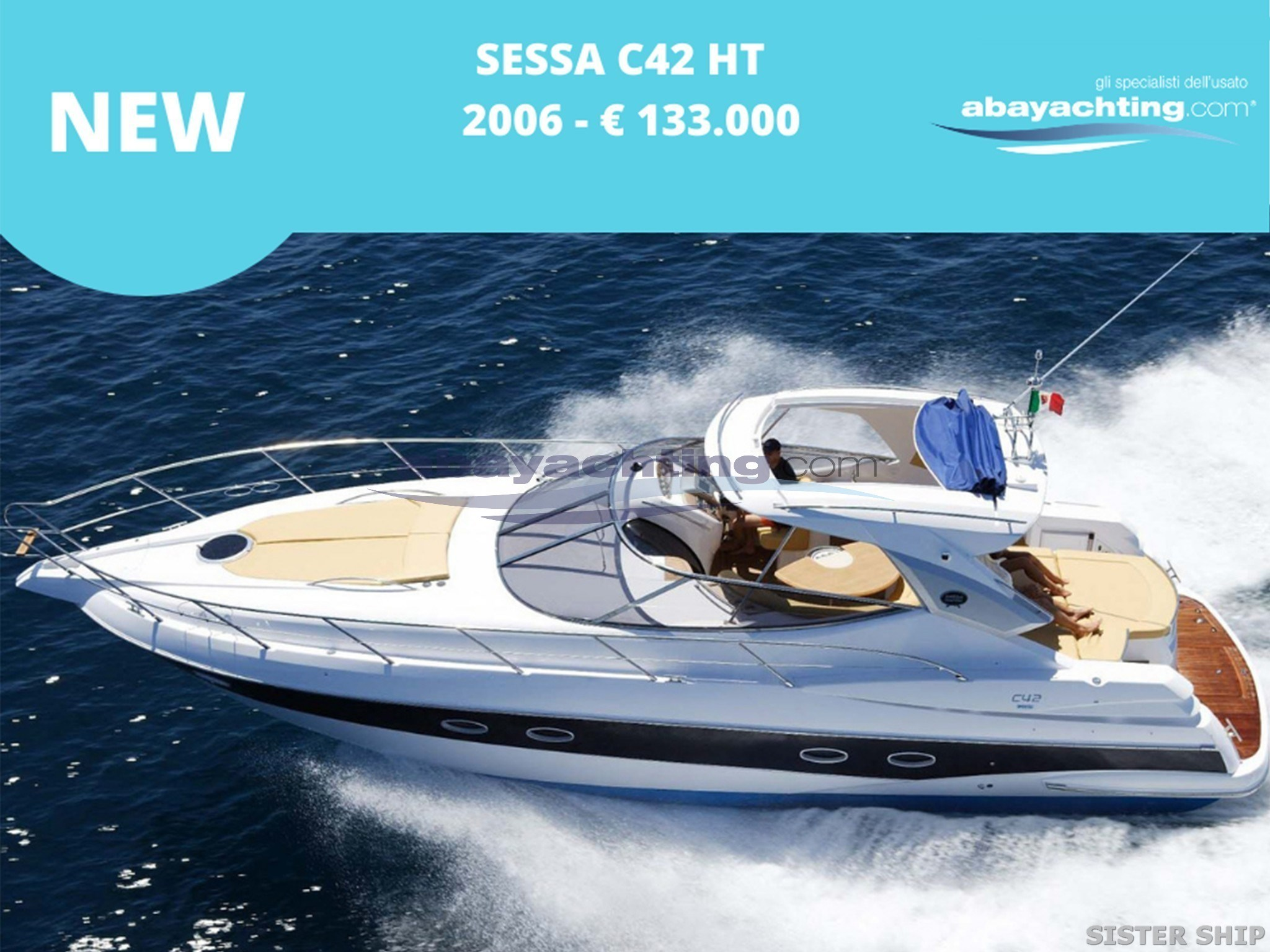 New arrival Sessa C 42 HT