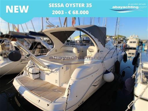 New arrival Sessa Marine Oyster 35