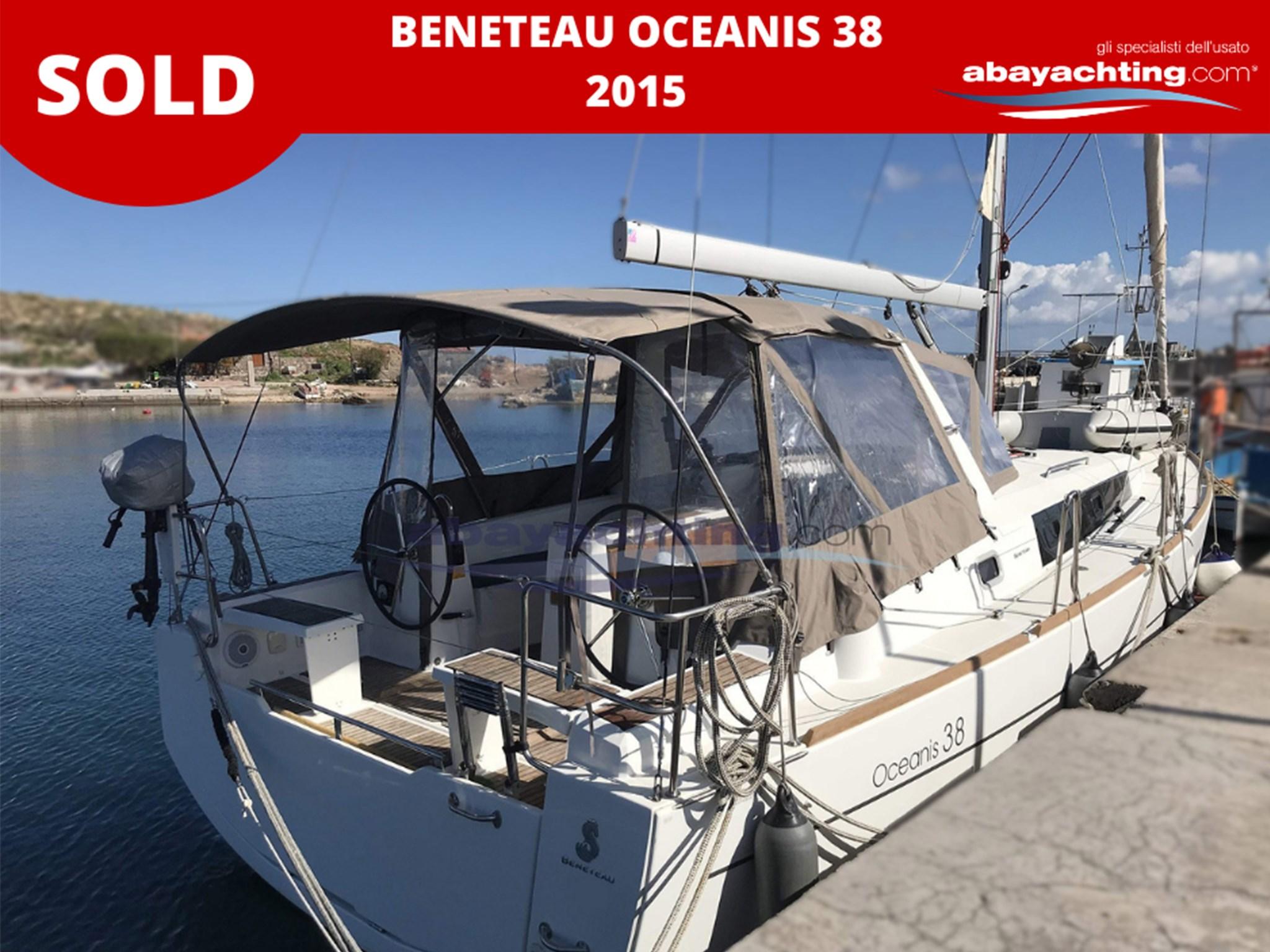 Beneteau Oceanis 38 vendu