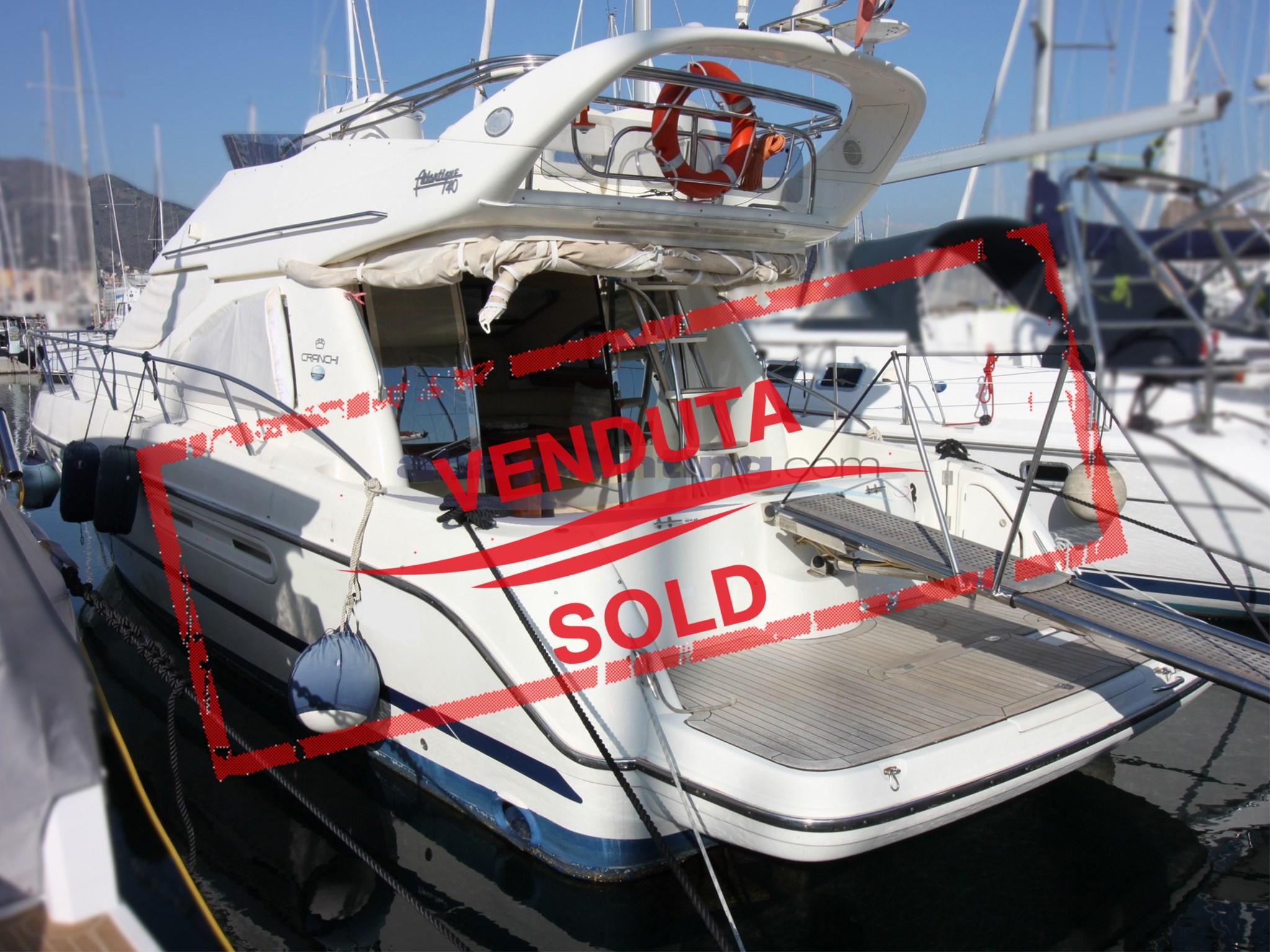 Cranchi 40 Atlantique 2006 vendu