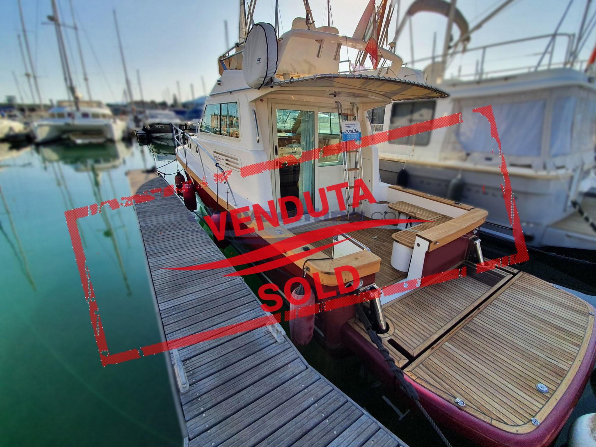 Portofino 10 Fly venduto