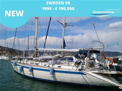 New arrival Sweden 50