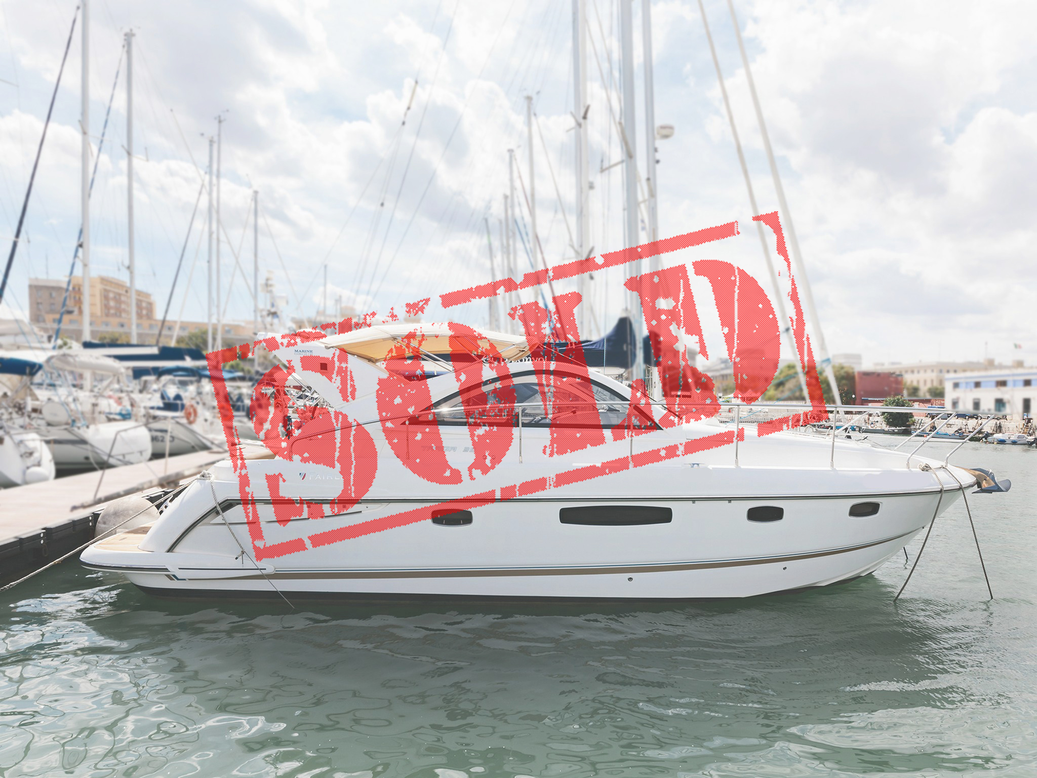 Fairline Targa 38 sold