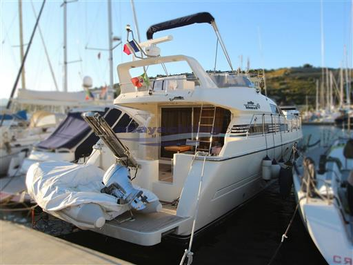 New arrival Posillipo-Rizzardi Technema 16M