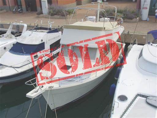 Mainship Trawler 34 sold