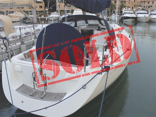 X-Yachts X-40 sold