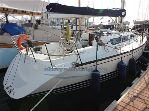 New arrival X-Yachts X-362