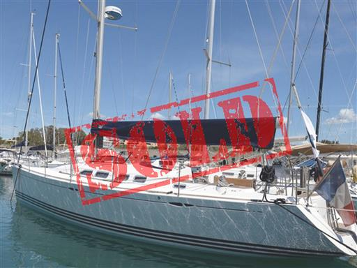 X-Yachts X-43 sold
