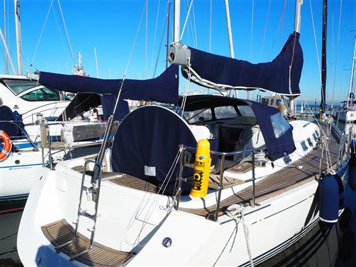 New arrival X-Yachts X-43