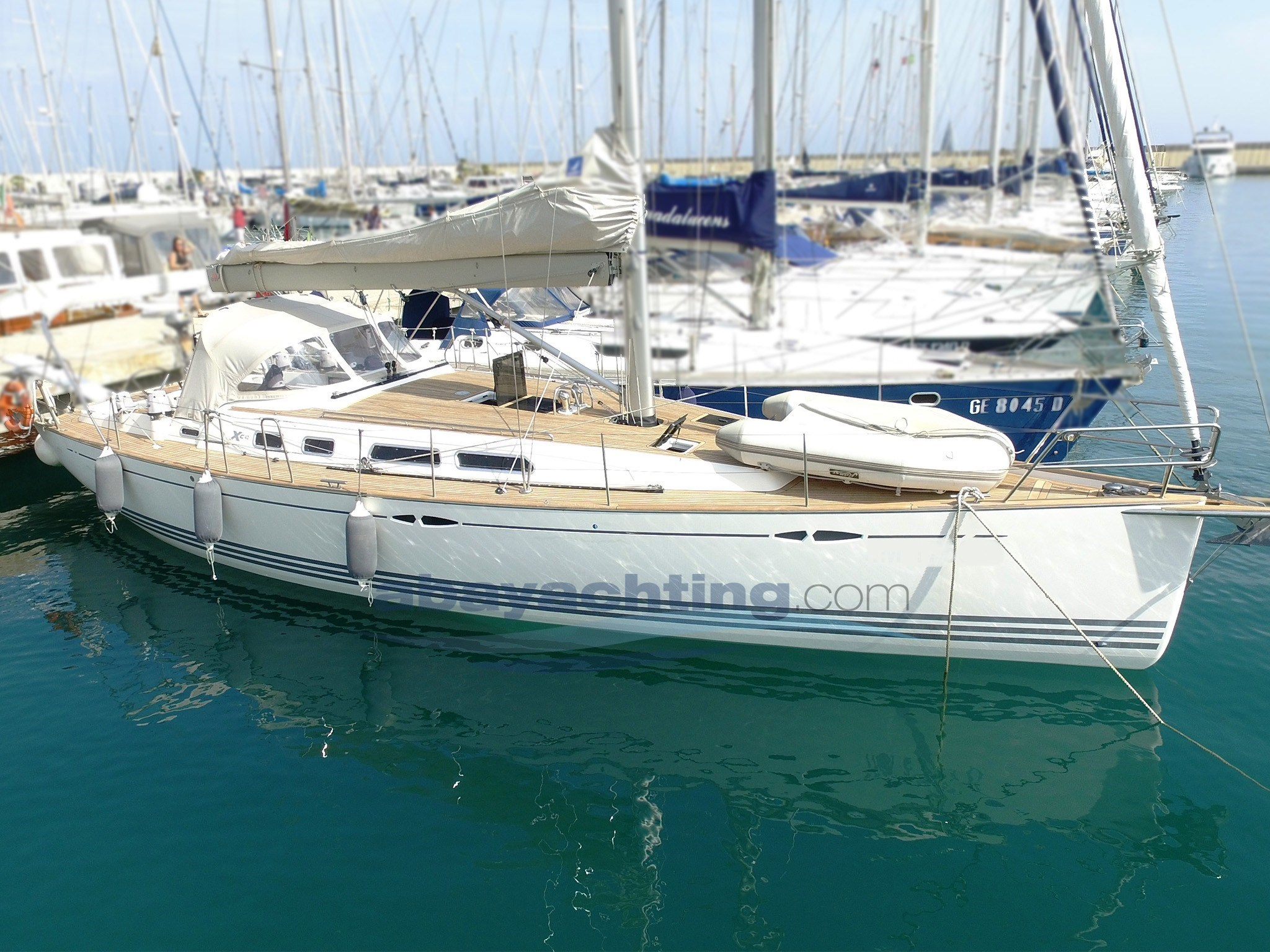 New arrival X-Yachts XC-42