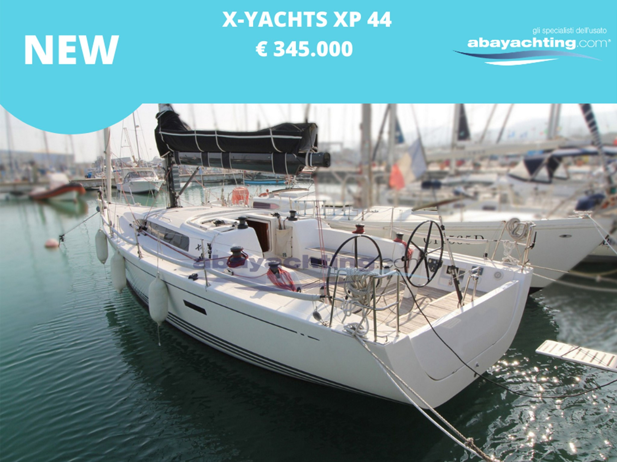 New arrival XP 44