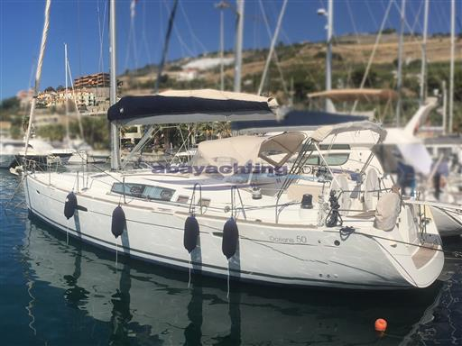 New arrival Beneteau Oceanis 50