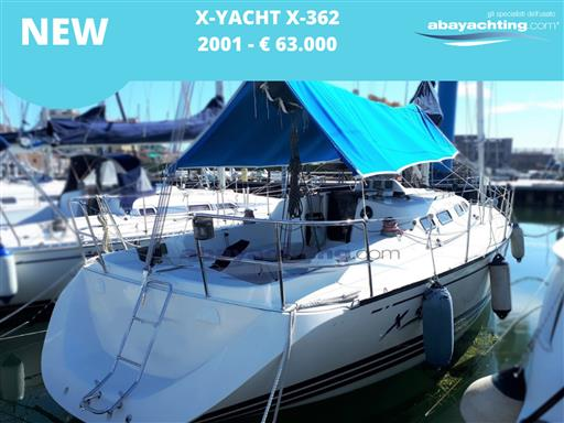 New arrival X-Yachts X362