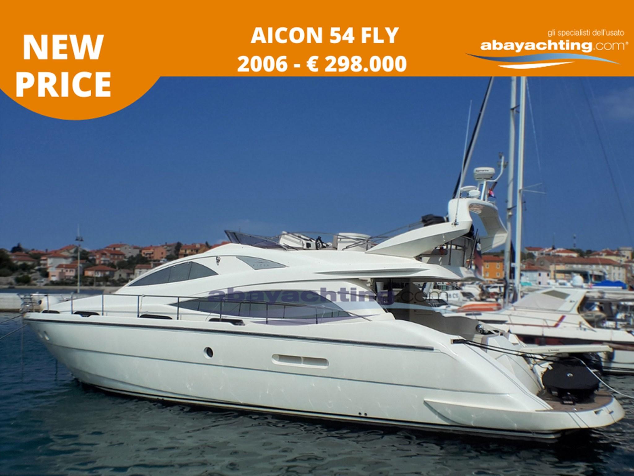 New price Aicon 54