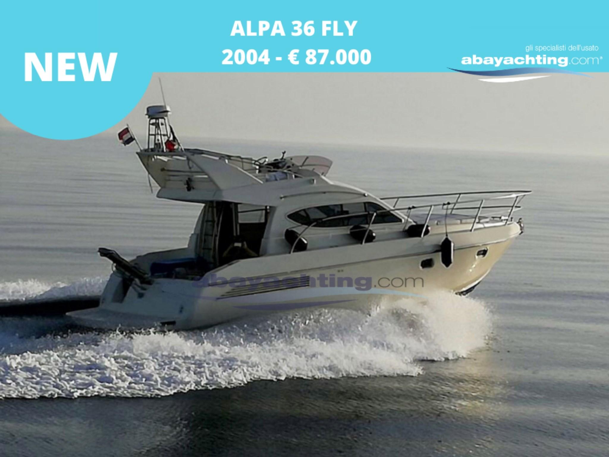 New arrival Alpa 36 Fly
