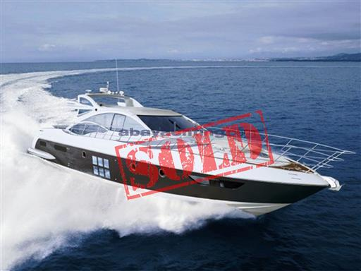 Azimut 62S sold