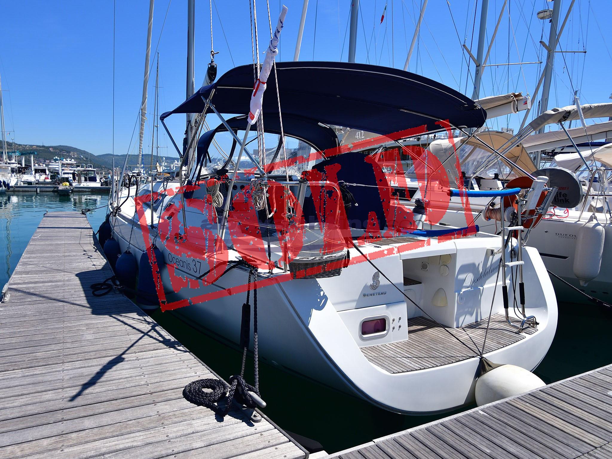 Beneteau Oceanis 37 venduto