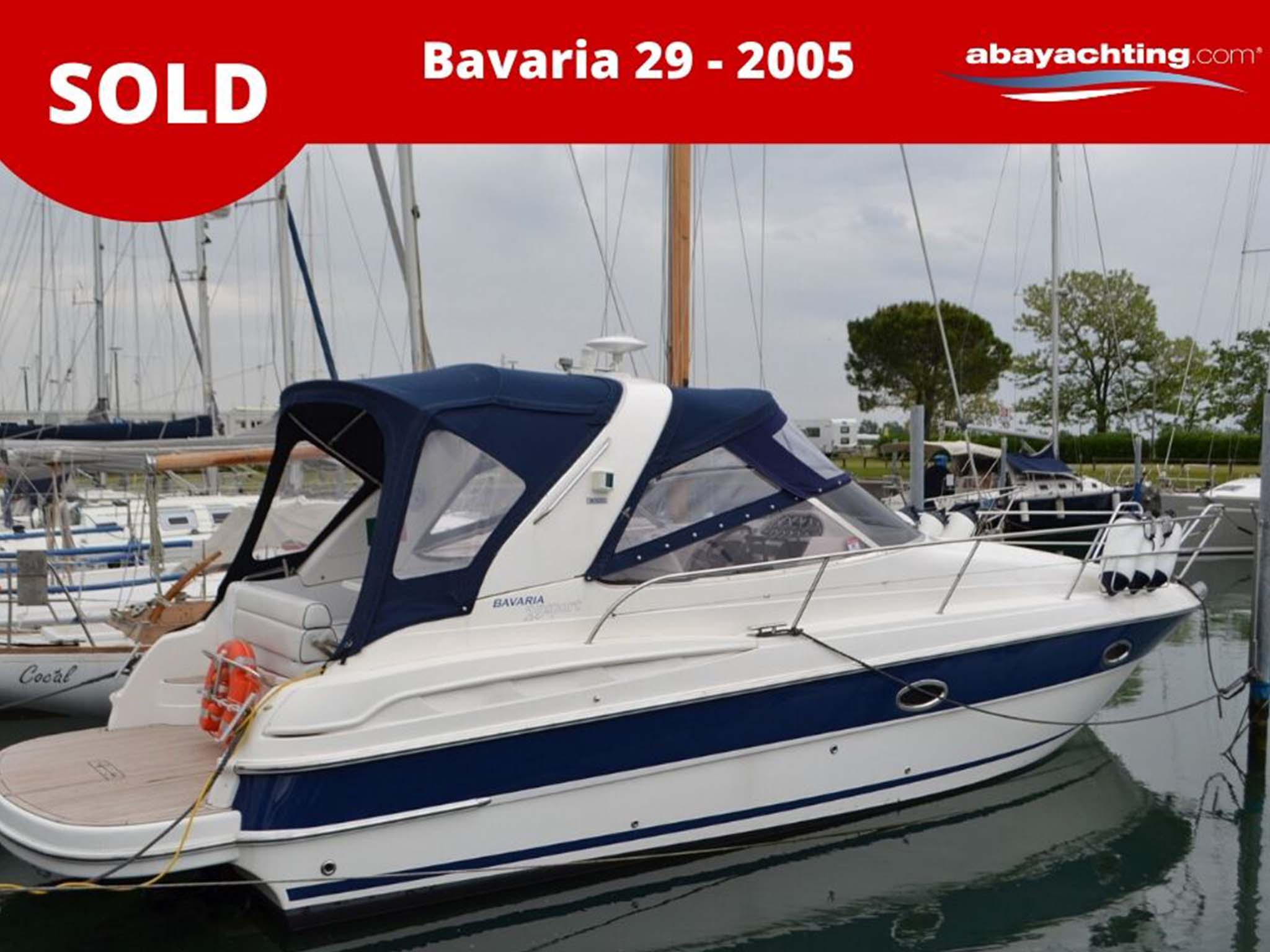 Bavaria 29 Sport sold