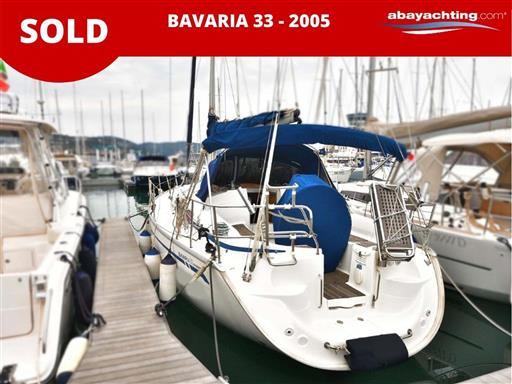 Bavaria 33 Cruiser sold